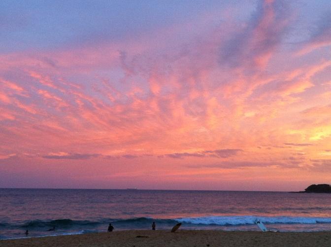 Image of Dawn at Wamberal Beach