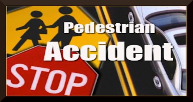 Collage of pedestrian safety