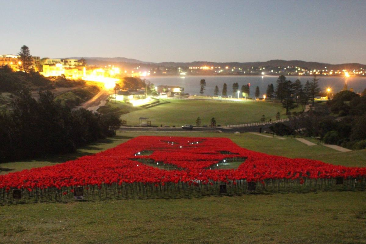 ANZAC Day photos - Terrigal 2016