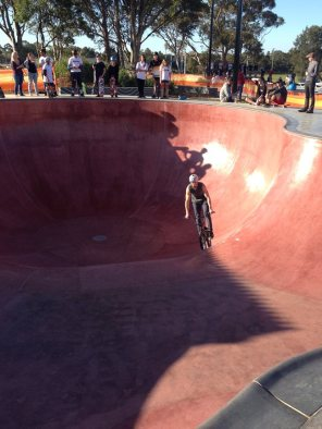 Bato skate park 1