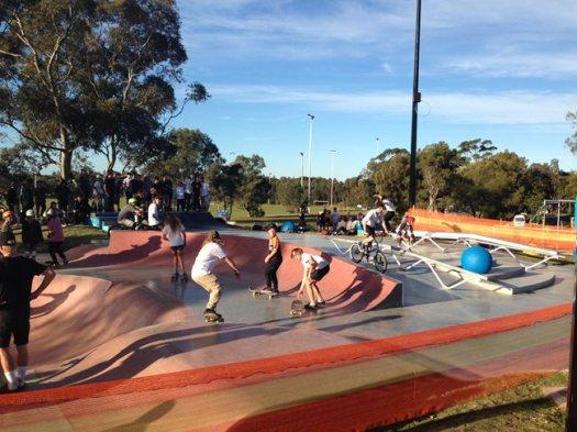 Bato skate park 2