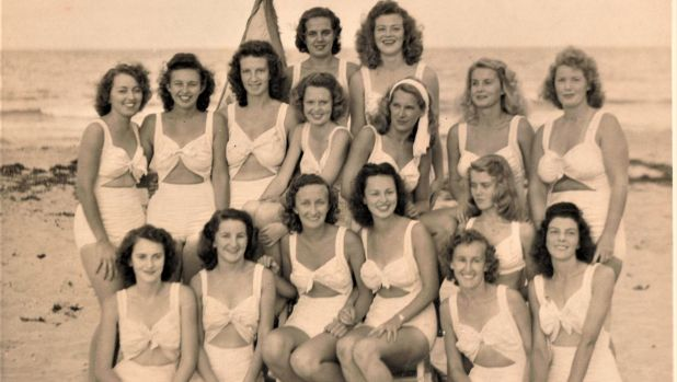Women of the Terrigal Surf Lifesaving Club