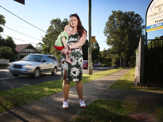 Child care care crash 18
