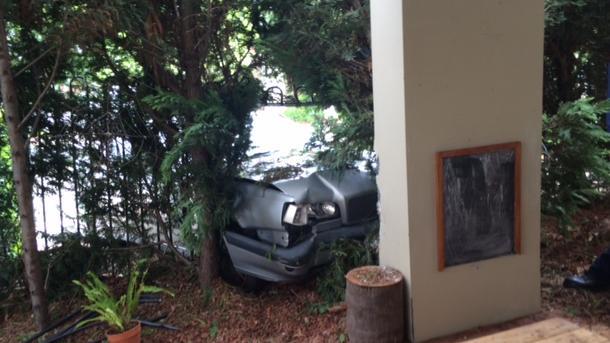 Child care centre car crash 2