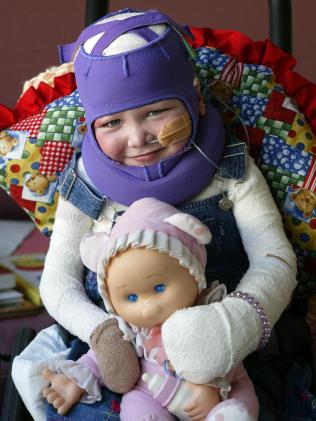 Sophie Child care care crash